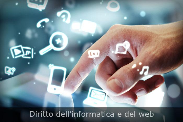 Diritto dell'informatica e del web